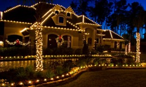Christmas holiday lighting | Springfield, MO