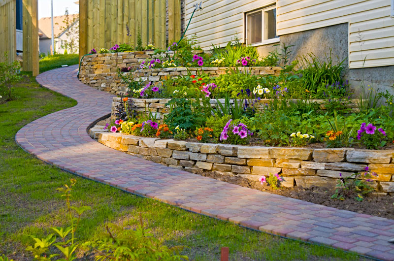 Landscaping Boulders Springfield Mo : Landscaping springfield mo nixa residential landscapes